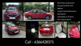 Honda City VCVT Hardly Driven Perfect condition