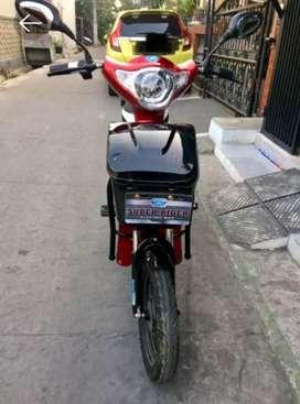 Dijual murah sepeda listrik super rider