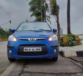 Hyundai i10 2009 CNG & Hybrids Well Maintained
