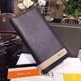DOMPET BALLY NEW LONG WALLET SUP3R MIRR0R QUALITY