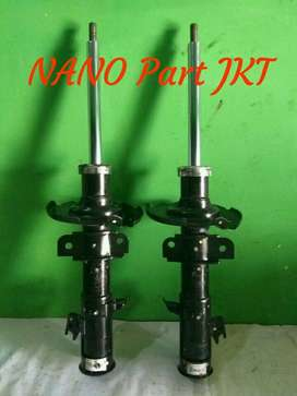 shock absorber depan mazda 2 original