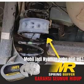 MR Spring Buffer Garansi Seumur Hidup Peredam Guncangan Mobil Nyaman
