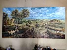 Lukisan karya original Dadang Hermawan