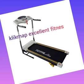 treadmill elektrik TL-644 electric treadmil