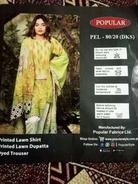 New unstiched#Maria.B # Popular#Mehak#lime light For every age women