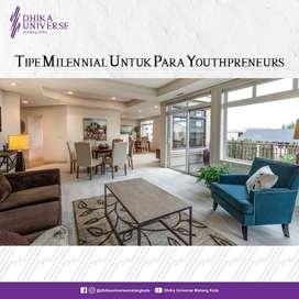 Unit Apartmen mewah, fasilitas komplit, lokasi strategis.