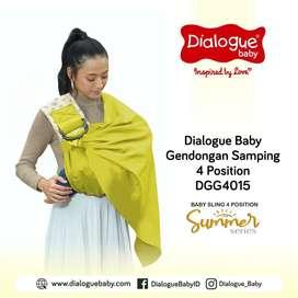 DIALOGUE GENDONGAN SAMPING 4POSITION SUMMER SERIES / JOGJA BABYSHOP