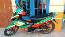 Dijual motor suzuki arashi