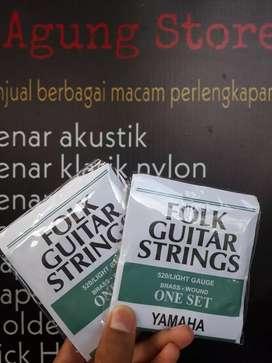 Senar gitar akustik yamaha strings