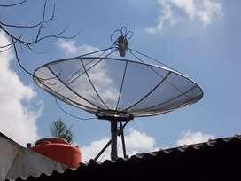 Pusat Pemasangan Parabola Berbagai Macam Satelite Harga Termurah