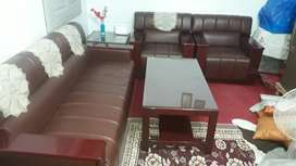 For sale New, SOFA, Bed, Cupboards, Tables family shifting abroad.