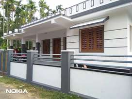 Puthiya veed 10 cent sthalam 3 bedroom with attached bathroom