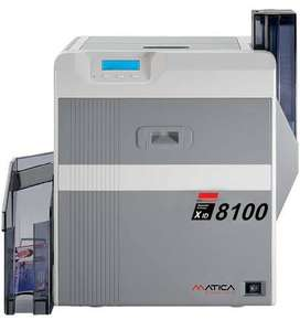Matica xid color printer and their ribbon