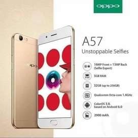 Oppo A57 (3/32) Dual Sim With Box