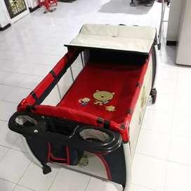 Baby Box Ranjang Bayi Babyelle Original