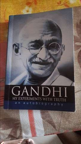 Book of Mahatma Gandhi