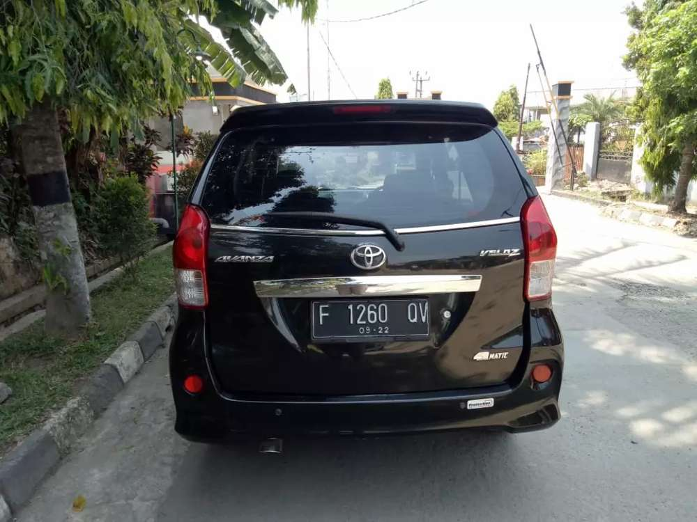 Toyota Avanza Veloz Matic 2012 Dramaga 132 Juta #42