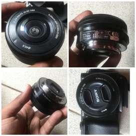 Lensa Sony A6400