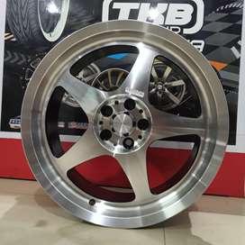 Velg mobil murah import ring 17 HSR    AUDI TT Sienta Wish Golf Altis
