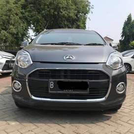 Daihatsu Ayla 1.0 X M/T 2016 ABU-ABU