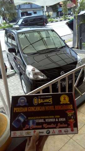 Mobil dipasang BALANCE Damper Cocok Nih Buat yg Keluar Kota
