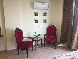 Onebad furnished flat available for Rent