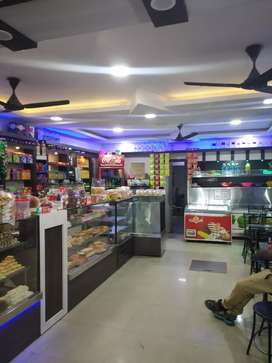 New launched bakery with production sector at erode