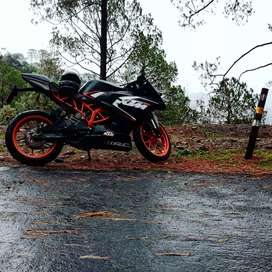 Selling a ktm Rc200