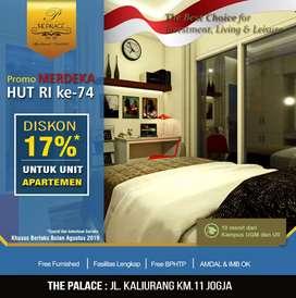 Bagimu Aceh! Investasi Dgn Hasil Maximal Ada di Apartemen The Palace