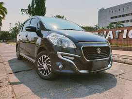 Suzuki Ertiga Nik 2018 Hitam KM 10ribuan