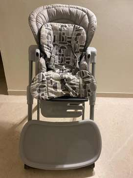 Almost New Joie Mimzy Feeding Chair