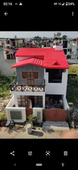 Newly constructed 2bhk for rent