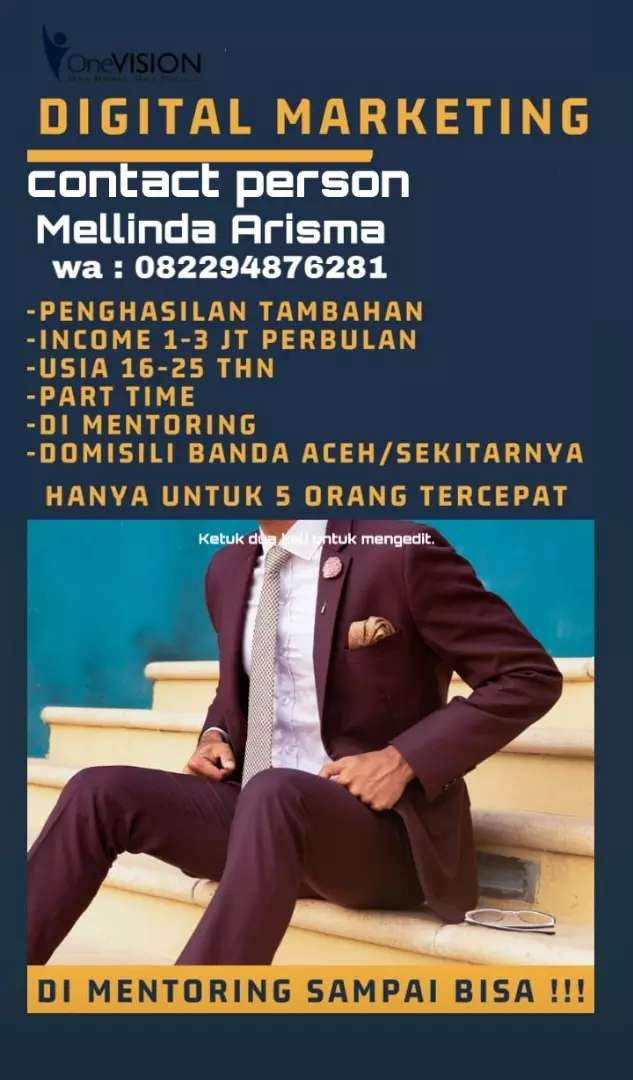 Peluang usaha online 0