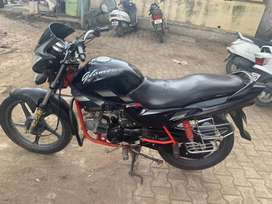 Hero honda glamour in very good condition