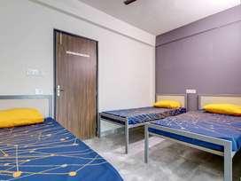 Stanza Living | Lisbon House | Triple sharing