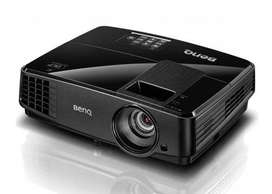 Small size BenQ Bright Projector for School, Office and Home Use