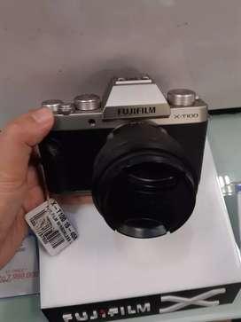 Fujifilm XT100 Bisa Cicilan Tanpa Cc