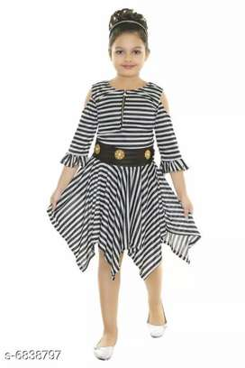 Stylish Trendy Designer Kid'S Dresses Vol 8