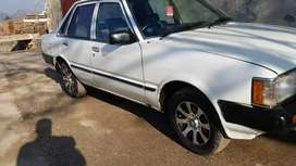 Seel car good candiation ac and heater working  automatic gare