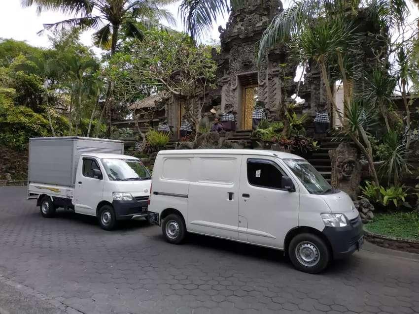 Murah Sewa Pick up / Rental mobil Pickup Box Harian / Jasa Pindahan 0