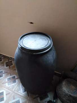 Drum for water storage and other