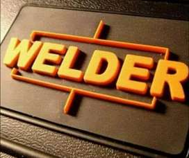 Welder fitter grinder job openings