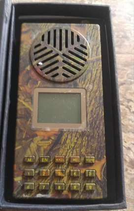 Birds and waterfowl hunting Call electronic for birds