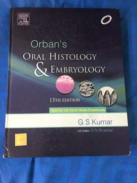 Orbans histology and embryology