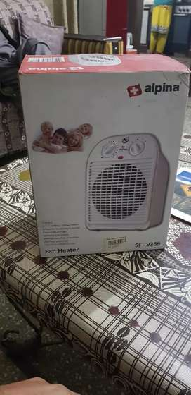 Fan heater in good condition