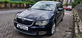 Skoda Superb 2013-2015 Elegance 1.8 TSI MT, 2013, Petrol