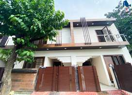 Villa for sale at indira nagar lucknow. 1.5kms from metro.