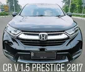 (cash 418-kredit TDP 52) CR V 1.5 Turbo Prestige