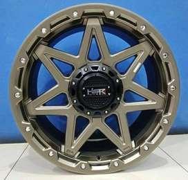 Velg Hilux Dcab Fortuner Pajero ring 20 model offroad