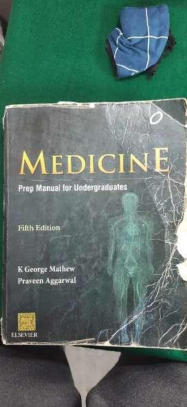 Medicine Prep Manual for Undergraduates, Fifth Edition